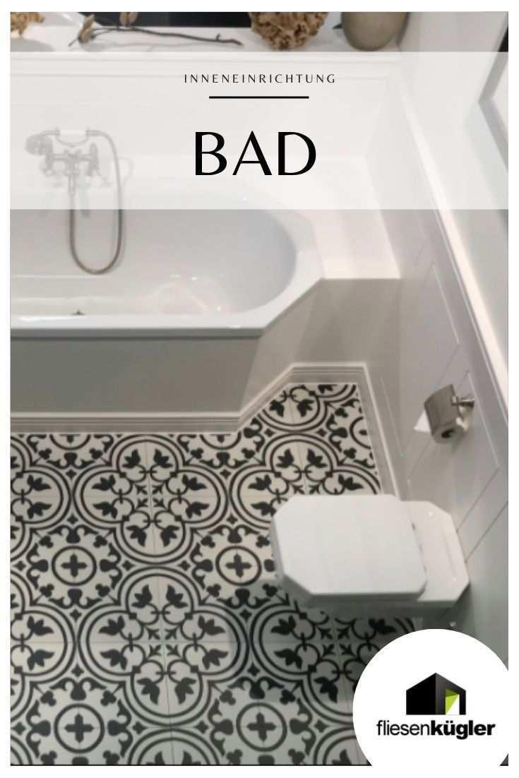 Musterfliesen Fur Das Badezimmer Badezimmer Bad Einrichten Badezimmer Fliesen