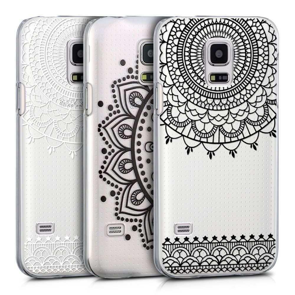 Kwmobile Crystal Hard Case Fur Samsung Galaxy S5 Mini G800 Cover Schutz Hulle Samsung Galaxy S5 Samsung Galaxy S5 Mini Samsung