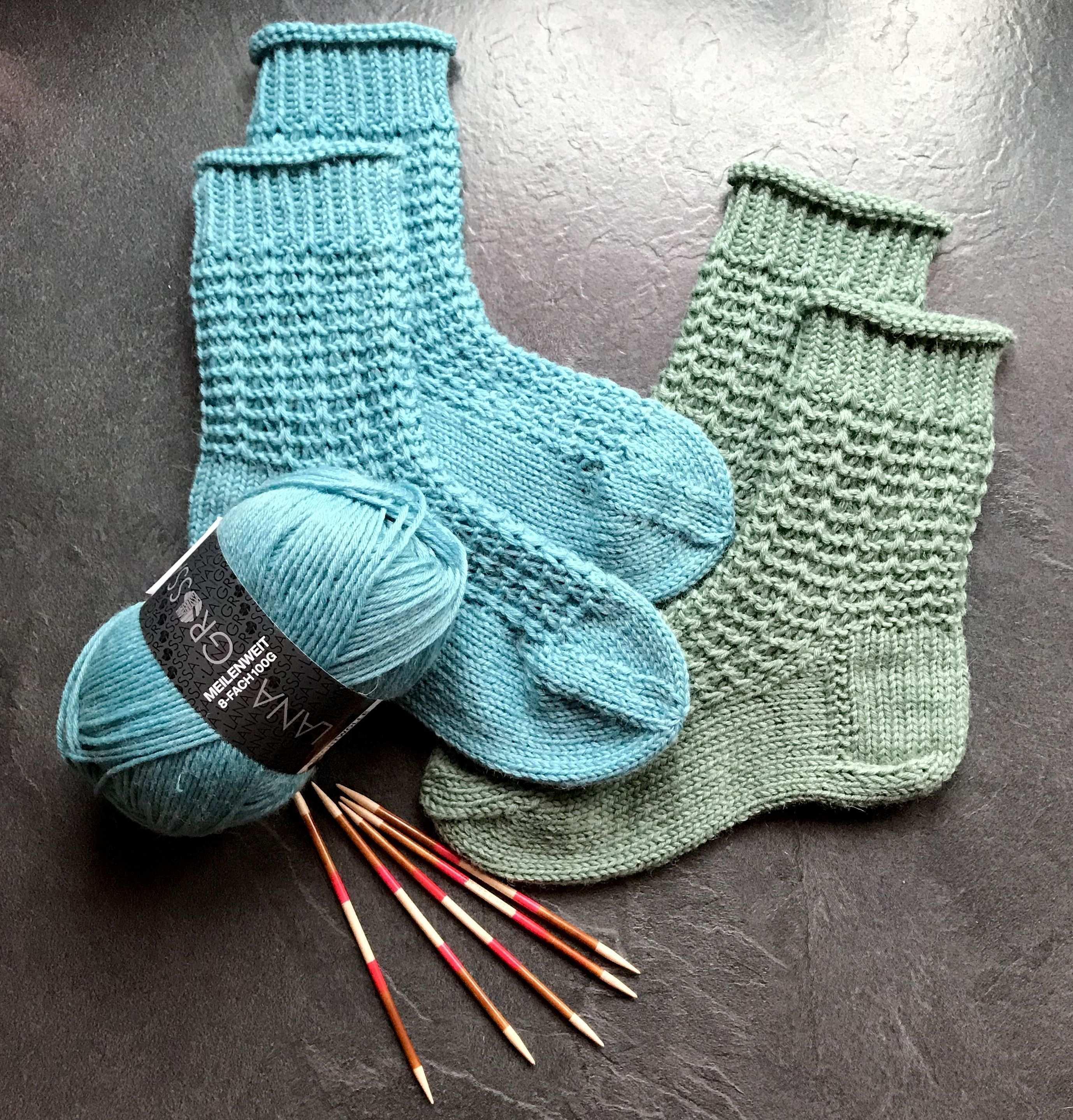 Dicke Socken Socken Stricken Dicke Socken Socken Stricken Anfanger