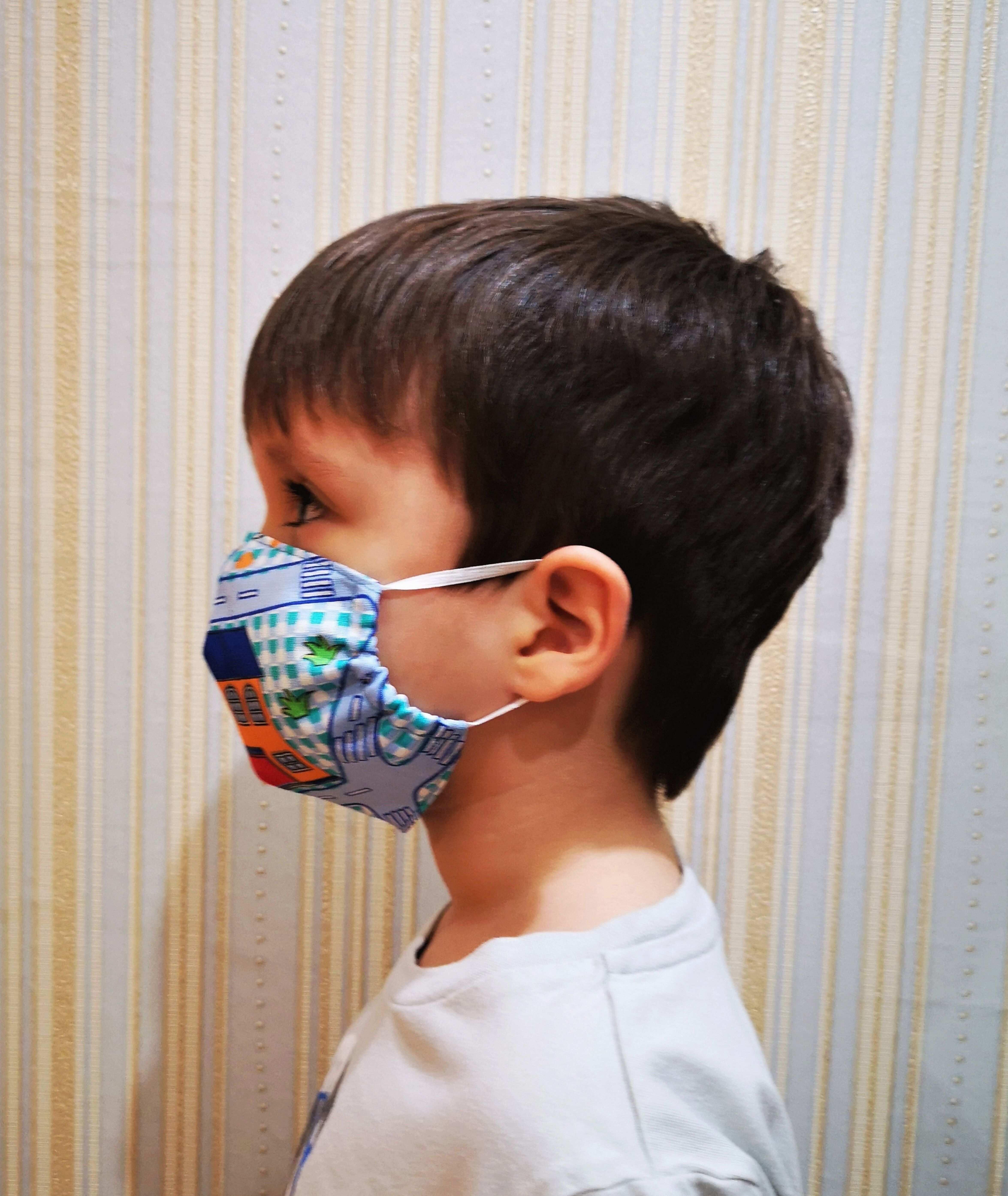 Vorlage Fur Kinder Gesichtsmasken Ildren S Gesicht Eine Maske Aus Dem Staub W Um Eine Gesichtsmaske In 2020 Masken Kinder Masken Gesichts Masken