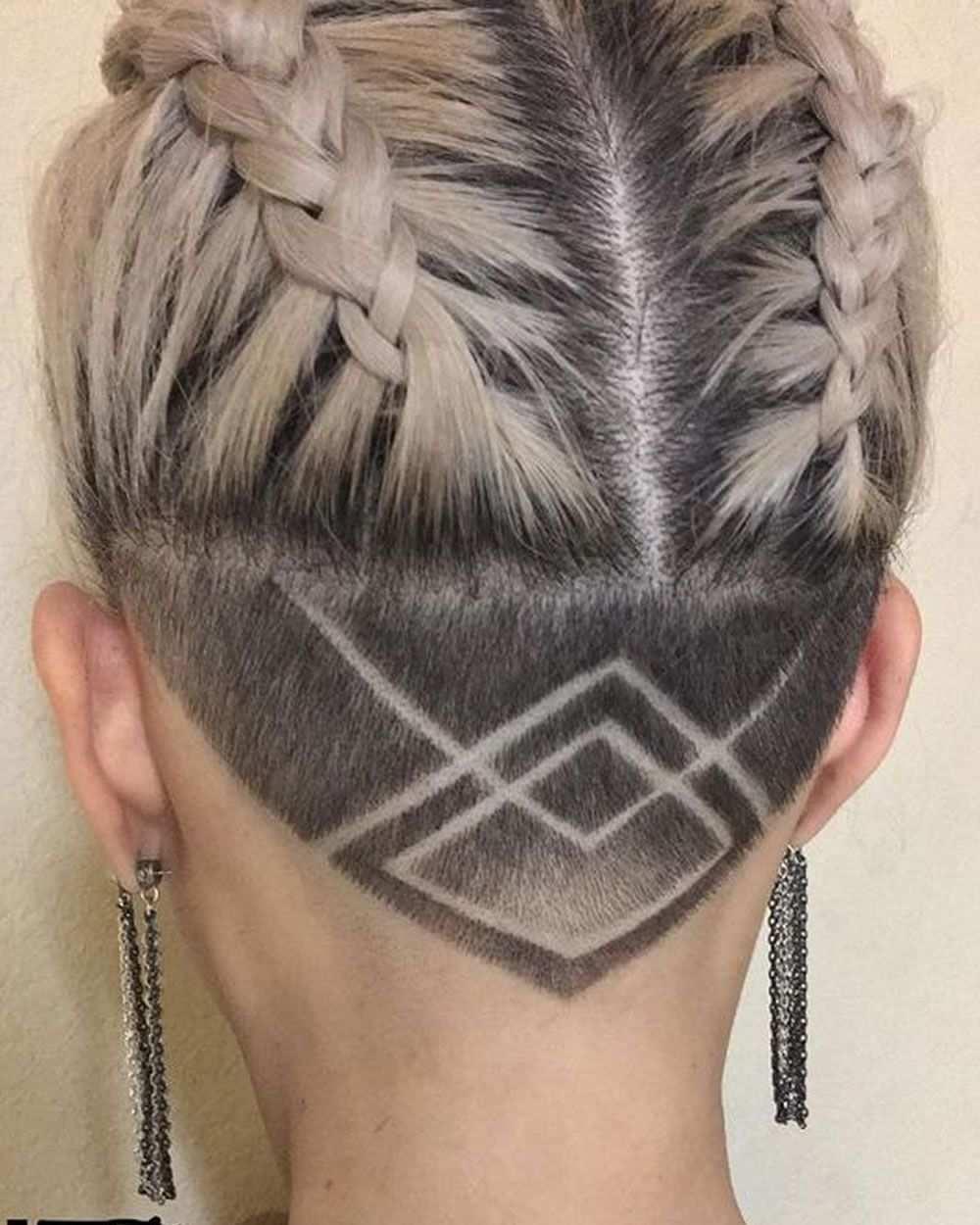Muster Muster In 2020 Undercut Long Hair Undercut Hairstyles Undercut Hairstyles Women