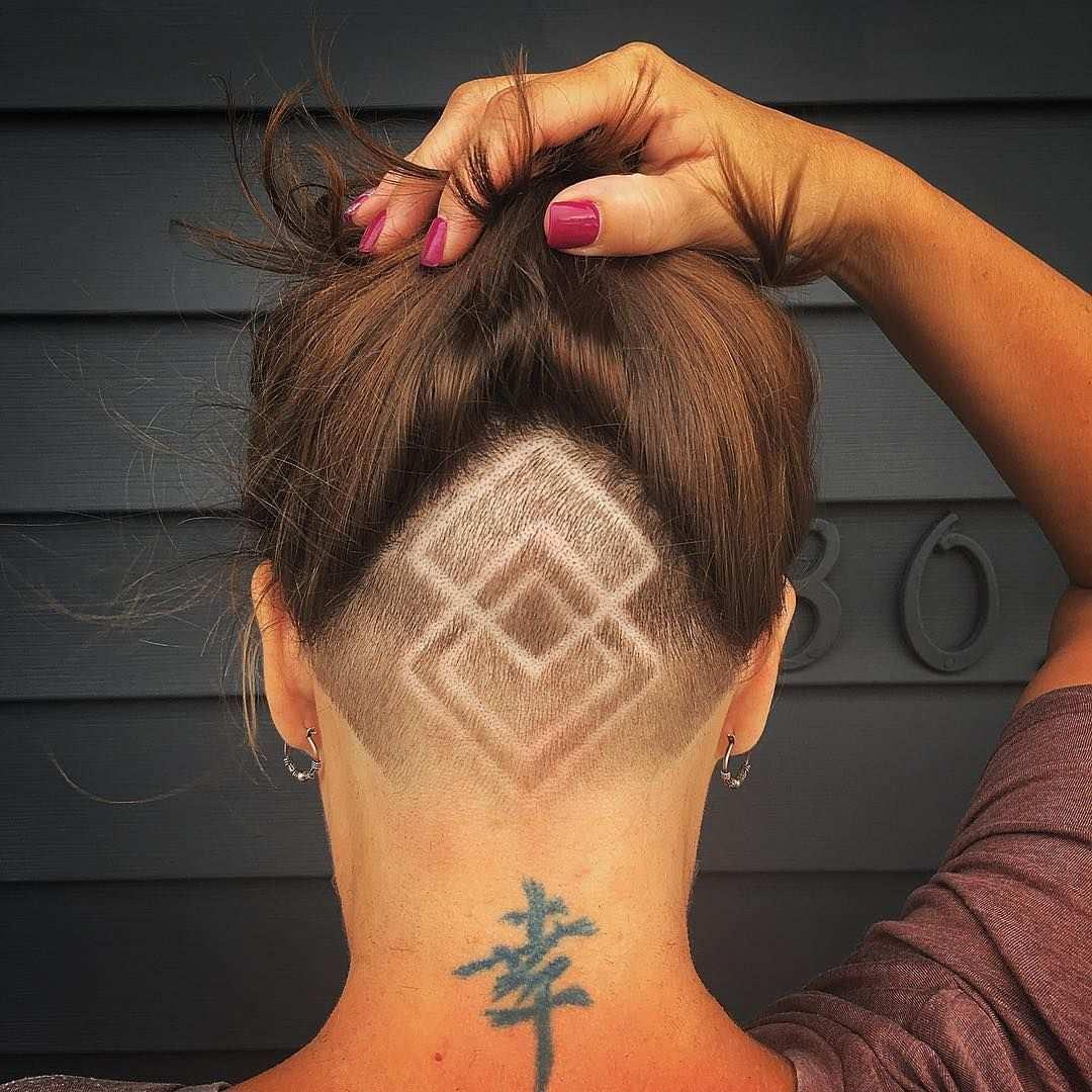 Pin On Hair As Artwork