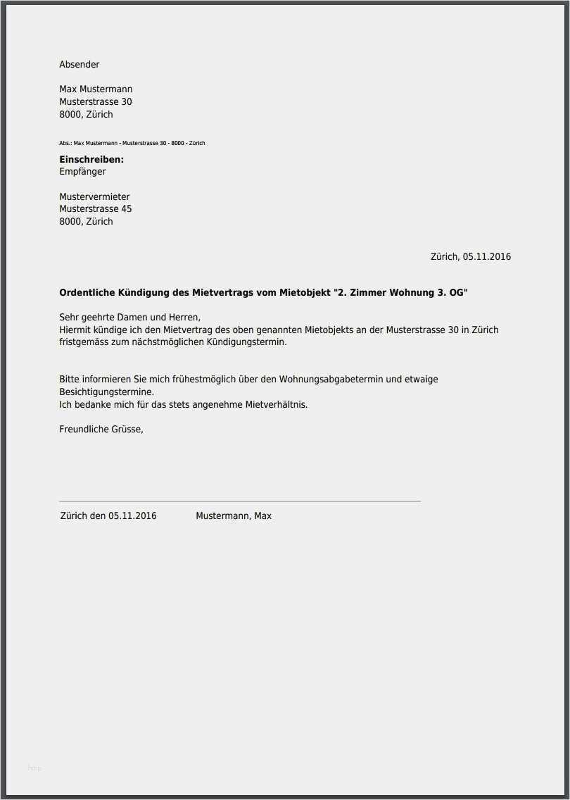30 Angenehm Kundigung Mietvertrag Vermieter Vorlage Word Galerie Vorlagen Word Vorlagen Lebenslauf