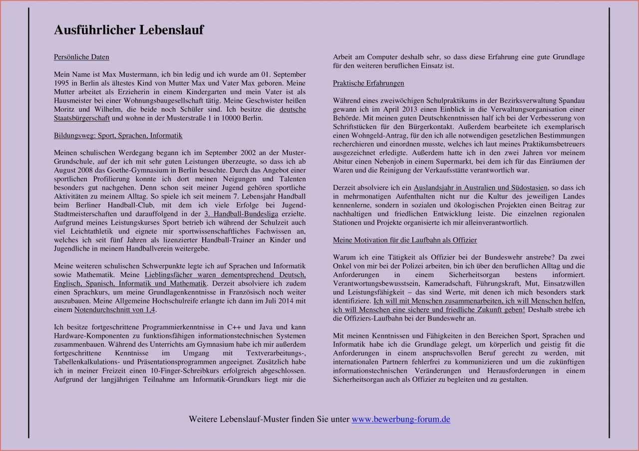 Lebenslauf Aufsatzform Ausformuliert Handschriftlich Free Blog Blog App