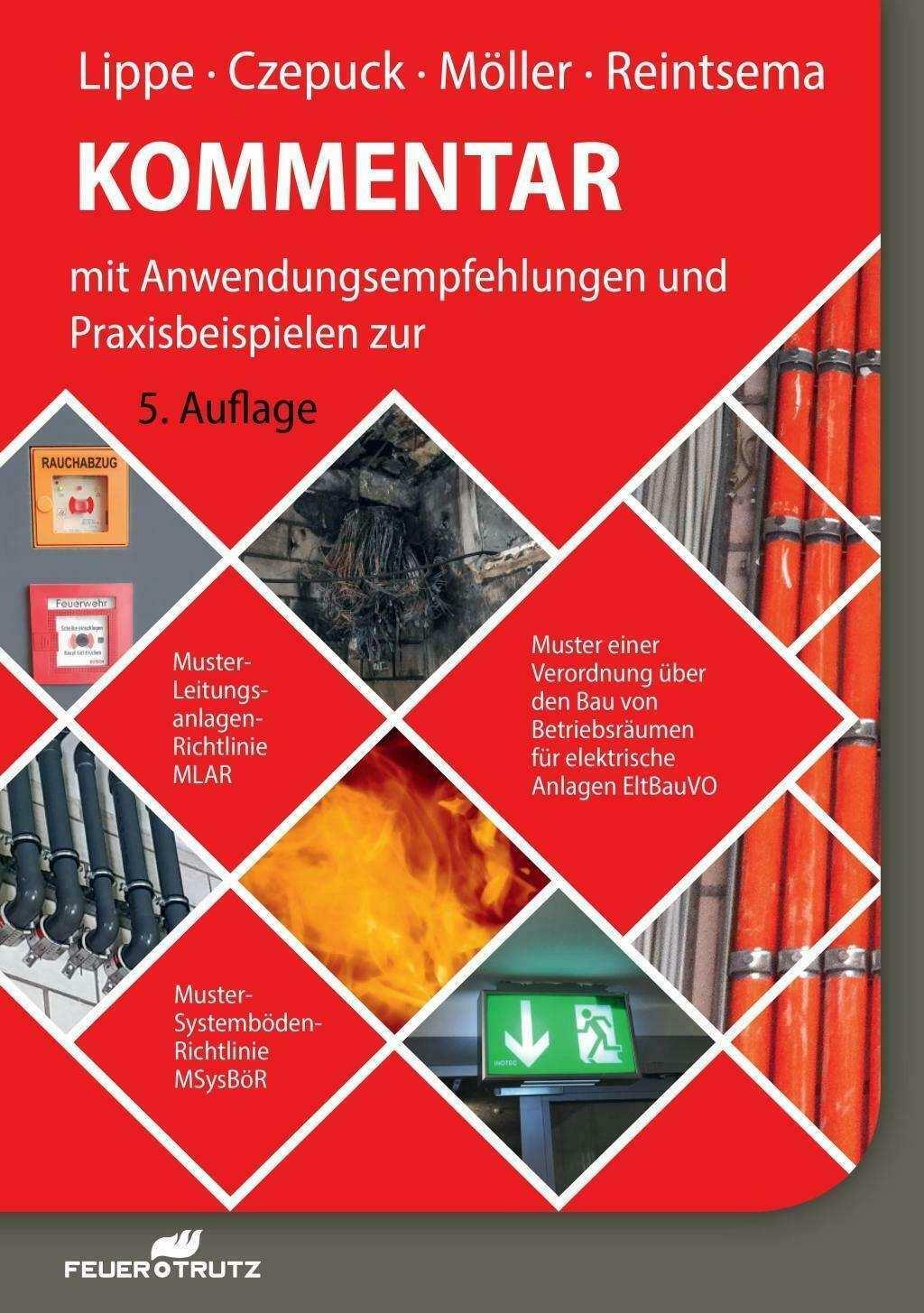 Kommentar Zur Muster Leitungsanlagen Richtlinie Mlar Von Manfred Lippe 2018 Taschenbuch Gunstig Kaufen Ebay