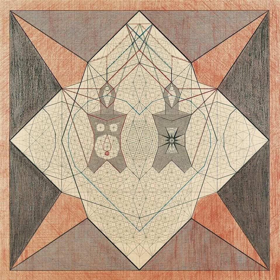 Emma Kunz Geometrie Kunst Kunstproduktion Geometrische Kunst