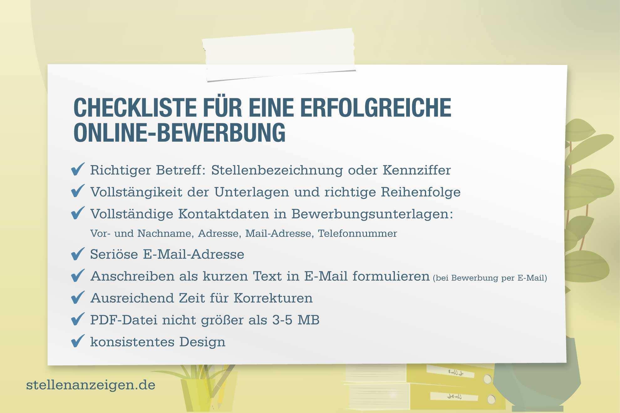 Uberzeugende Online Bewerbung Verfassen Tipps Zum Aufbau Dem Deckblatt Und Der Pdf E Mail Bewerbung Careeasy Dein Karrieremagazin