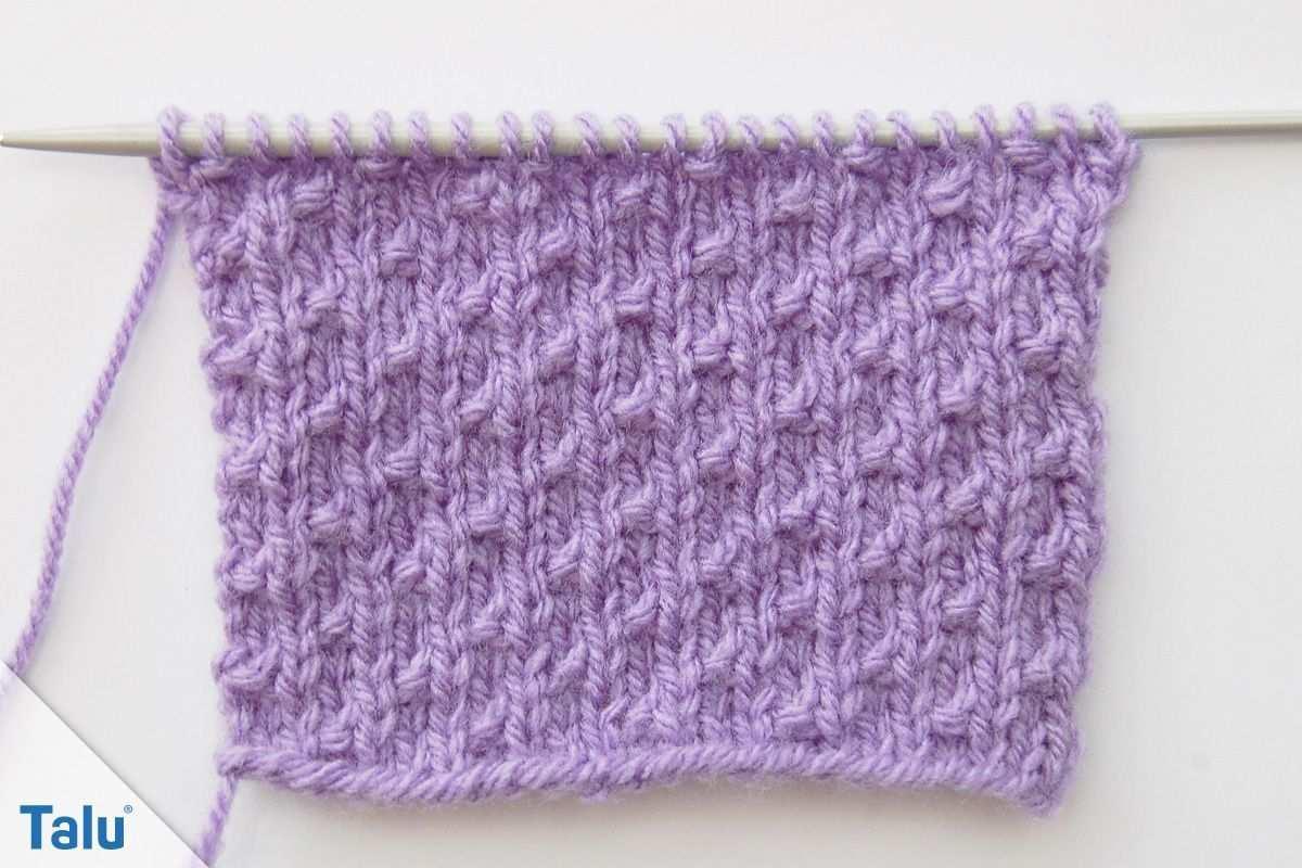 Punktchenmuster Stricken Einfache Anleitung Talu De Socken Stricken Muster Punktchenmuster Schal Stricken Muster