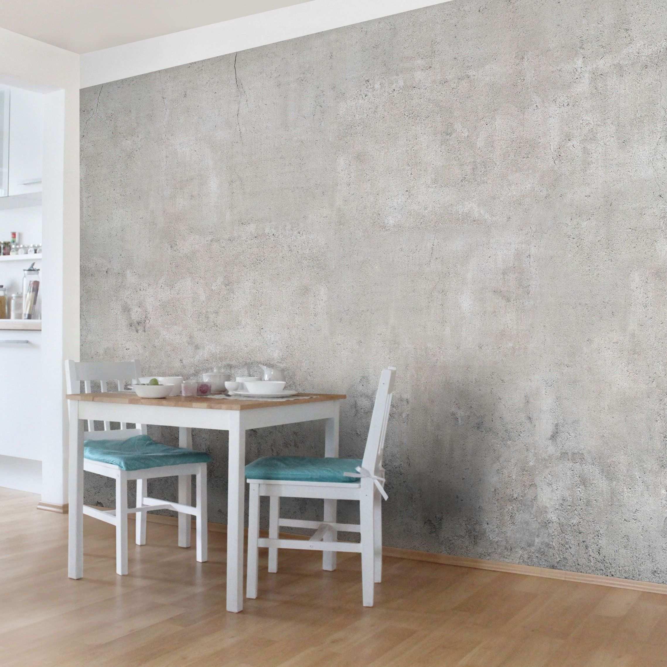 Muster Tapete Wohnzimmer Wohnideen Wohnzimmer Tapete Concrete Wallpaper Home Decor Wallpaper Living Room