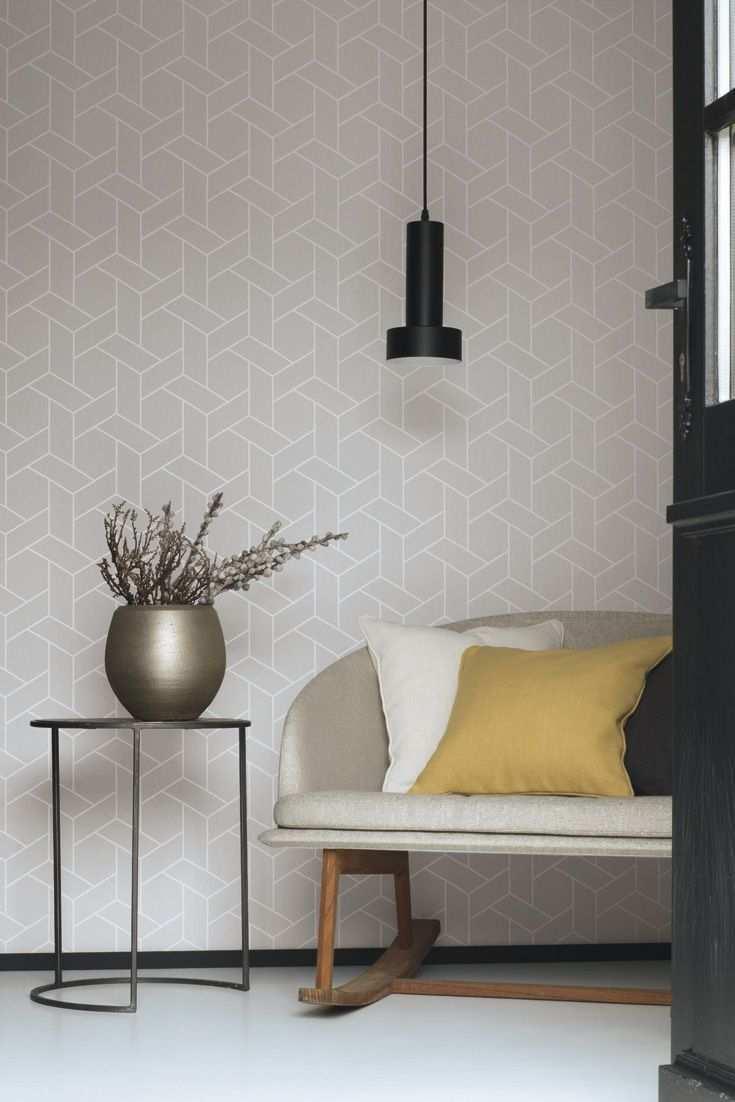 Grafiktapete Helsinki Grau Mit Linien Im Skandinavischen Stil Graue Wande Wohnzimmer Tapete Grau Tapeten Wohnzimmer