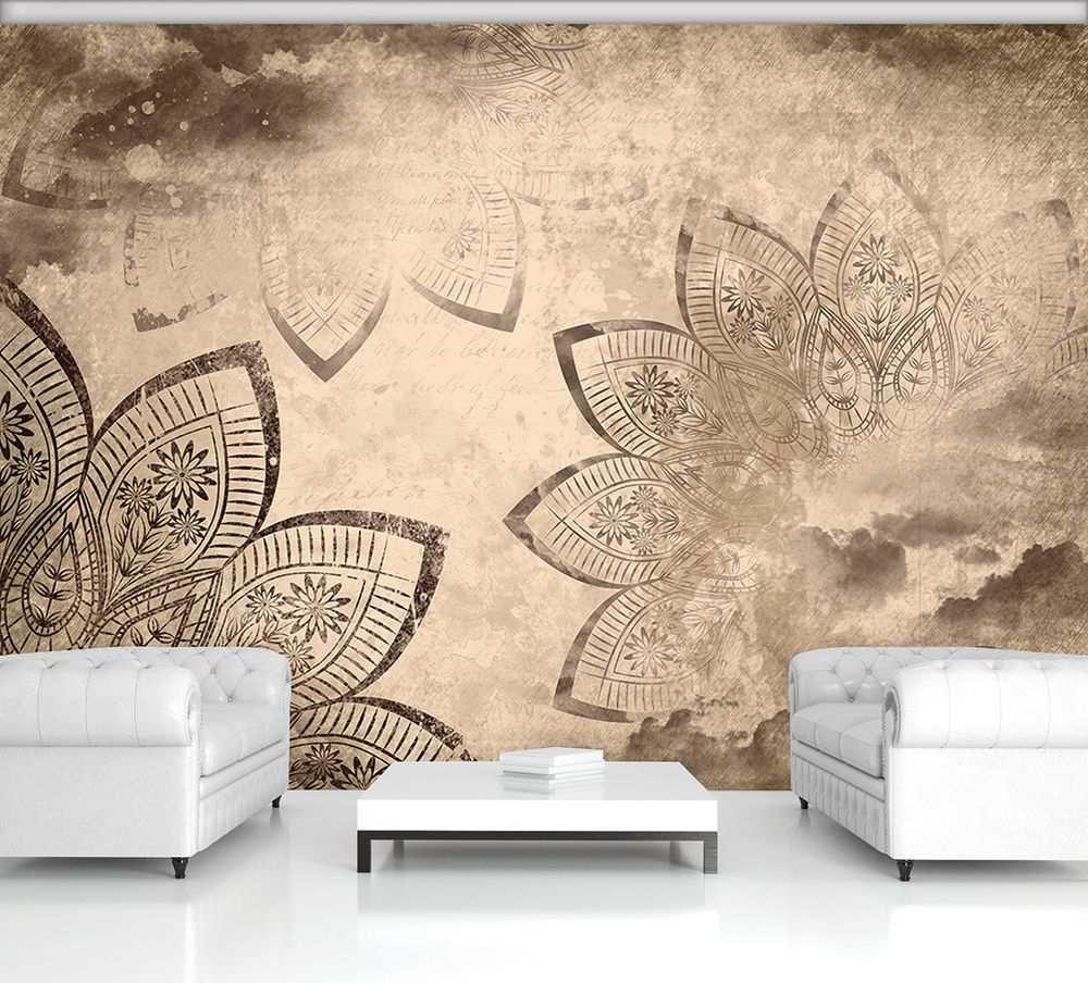 Vlies Tapeten Fototapete Wandbilder Mandala Ornament Oriental Wanddeko 3fx2571ve Ebay Tapeten Wohnzimmer Tapeten Wandbilder
