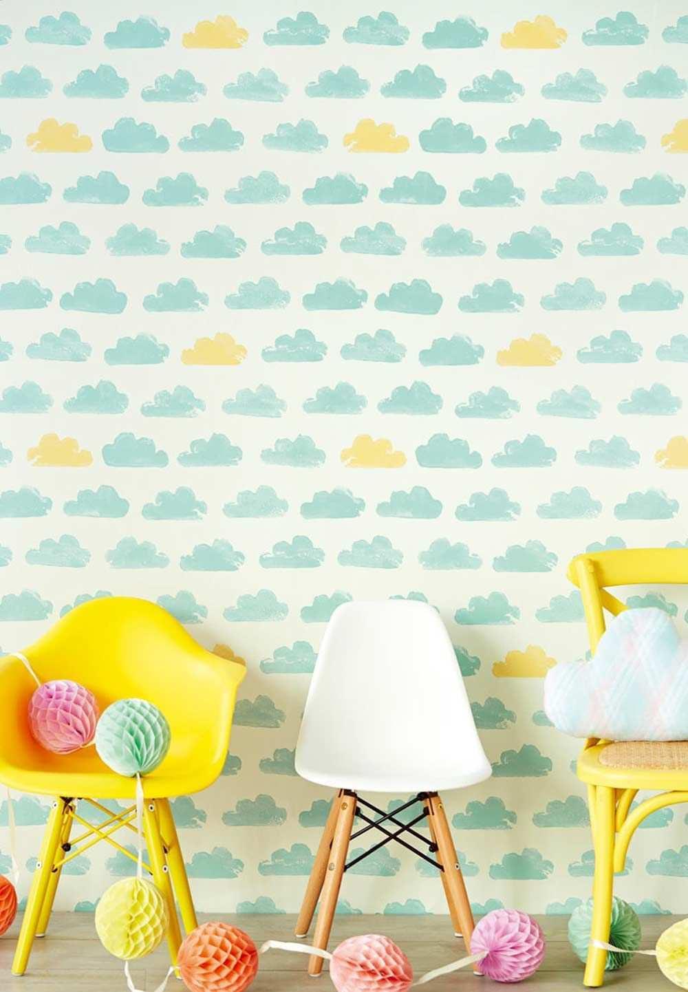 Wunderbare Tapeten Fur Kinderzimmer Babyzimmer Kinderzimmer Dekor Kinder Tapete Kinder Zimmer
