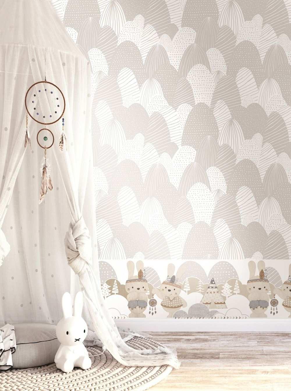 Tapeten Fur Babys Kinder Babyzimmer Design Rasch Textil Kinder Tapete