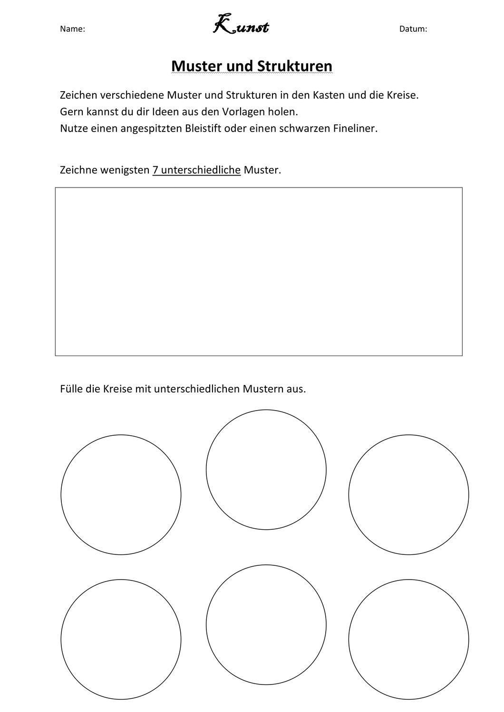Muster Und Strukturen Muster Farben Lehre Struktur