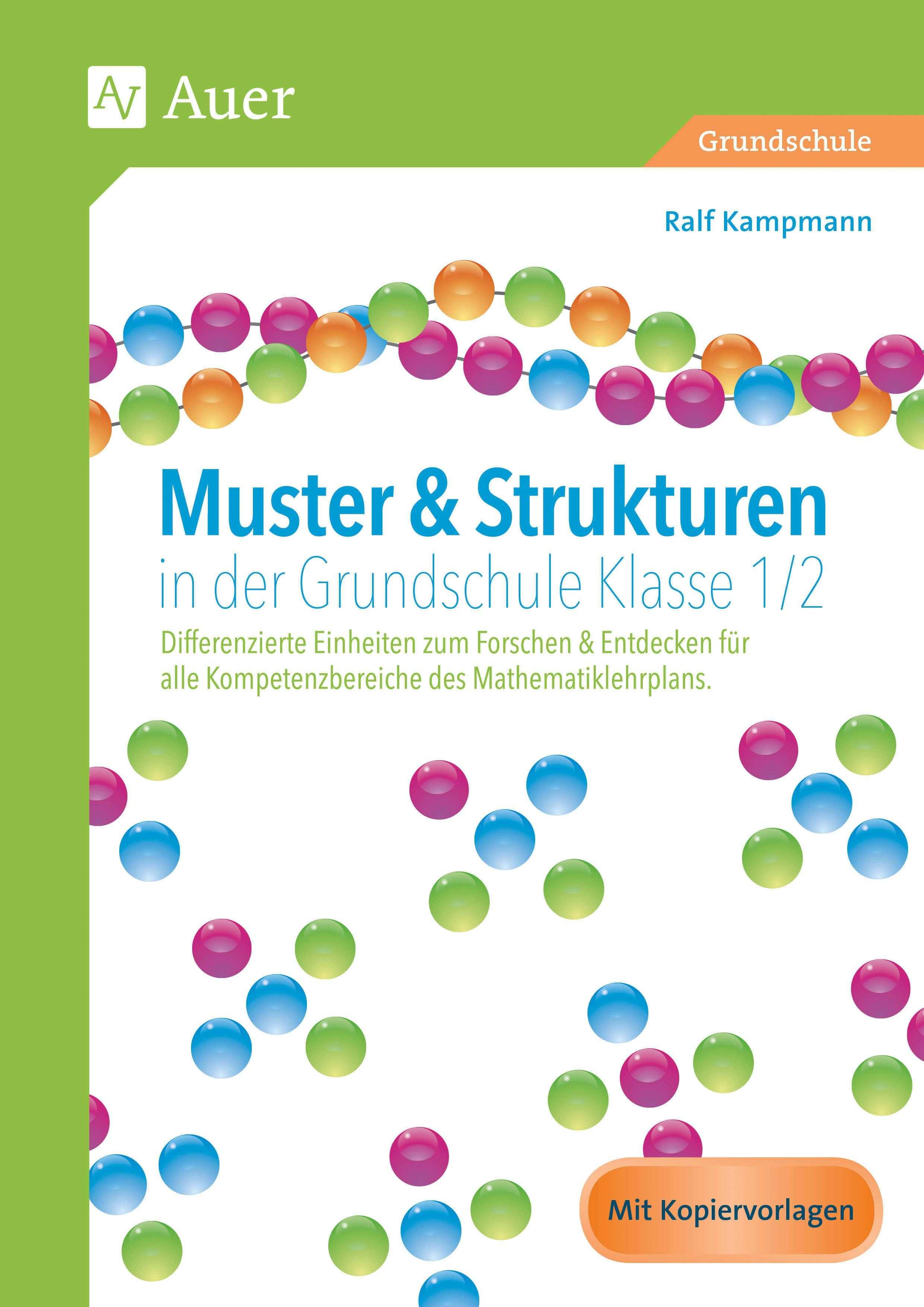 Muster Strukturen In Der Grundschule Klasse 1 2 Erste Klasse Grundschule Lernumgebungen