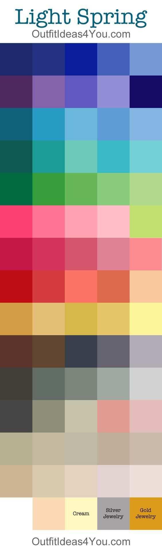 Zur Farbpalette Des Fruhlings Gehoren Ausschliesslich Warme Farben Die Leichte Feder Fruhlingsfarben Farben