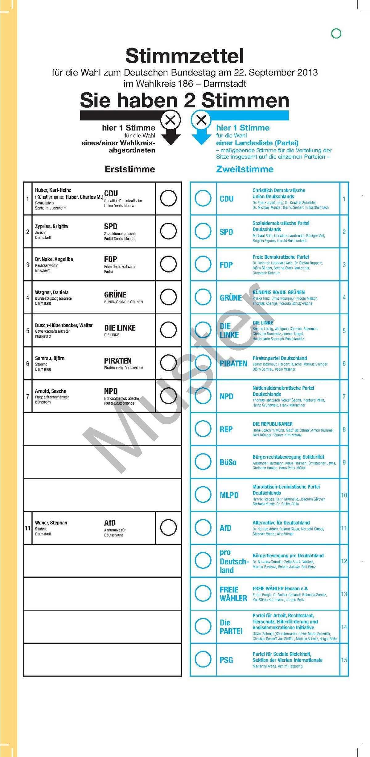 Datei Stimmzettelmuster Bundestagswahlkreis 186 Pdf Wikipedia