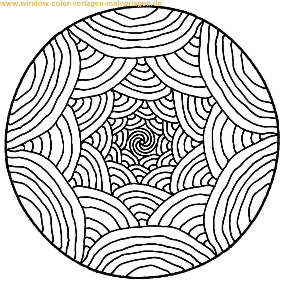 Mandalas To Print And Color Malvorlage Ausmalbild Mandala Zum Ausdrucken Und Zum Ausmalen Mandala Zum Ausdrucken Mandala Ausmalen