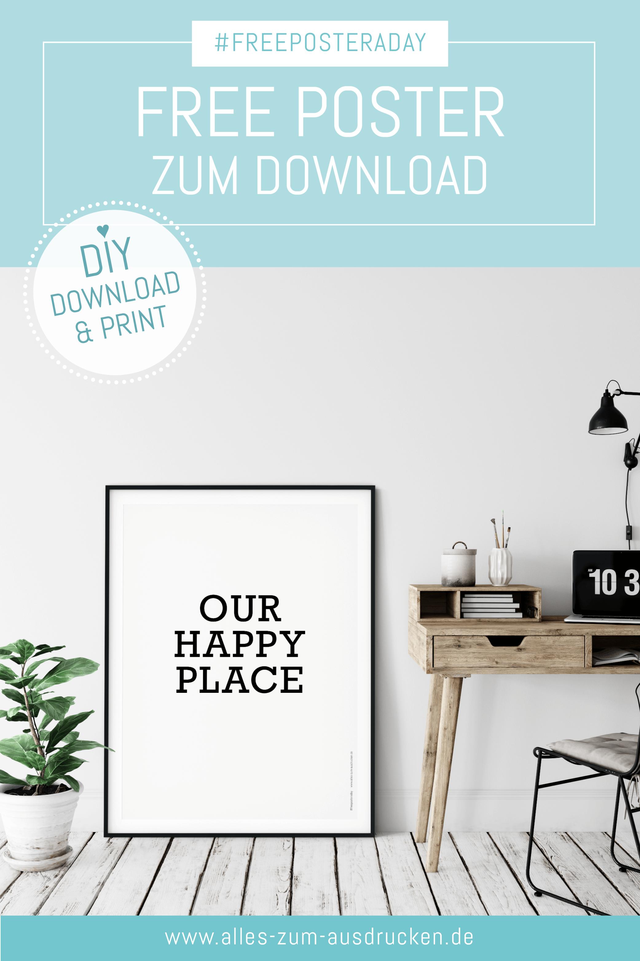 Free Poster Zum Download Kalender Zum Ausdrucken Ausdrucken Poster Kinderzimmer