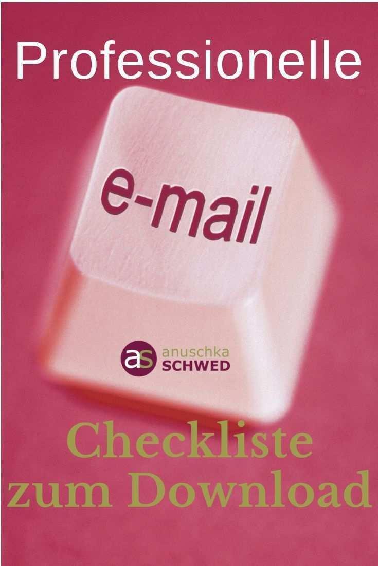 Checkliste Zum Download Virtuelleassistenz Buro Homeoffice Effizienz Zeitmanagement Emails Checkliste H Mail Marketing Mailing Email Marketing