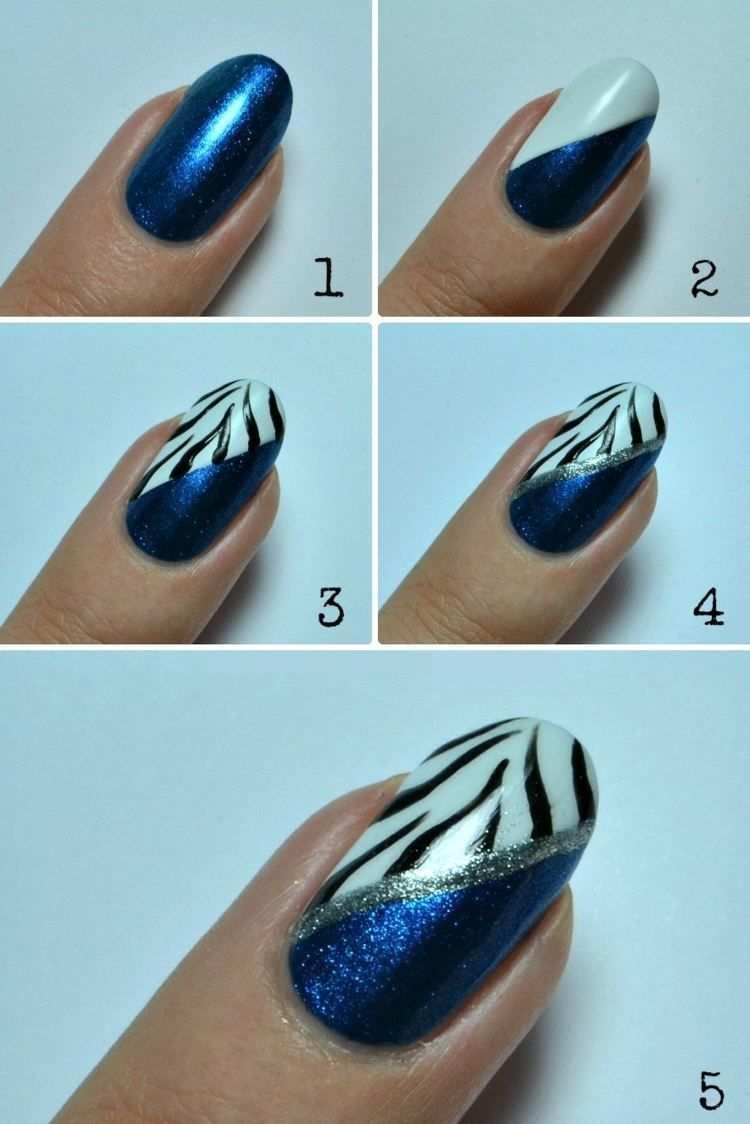 Fingernagel Design Und Muster 29 Ideen Zu Nagel Selber Machen Einfach In 2020 Einfach Nailart Nagel Selber Machen Fingernagel Design