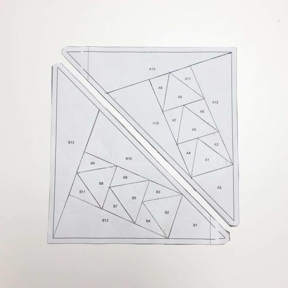 Mitmachaktion Bei Bernina Medaillon Quilt Along Medaillon Quilt Schnittmuster Zum Nahen Auf Papier Nahen Auf Papier