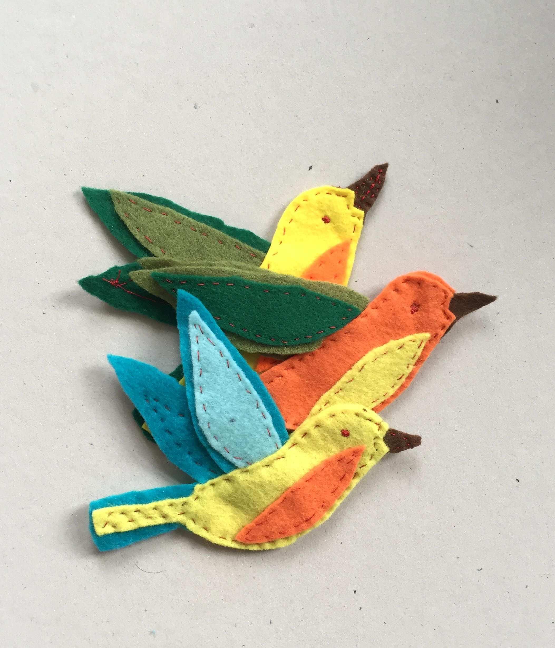 Filz Ornament Vogel Nahen Vorlage Vogel Aus Filz Nahen Schnittmuster Fur Vogel Aus Filz Vogel Nahen Fur Anfanger Filzen Geschenke Zum Abschied Nahen Baby