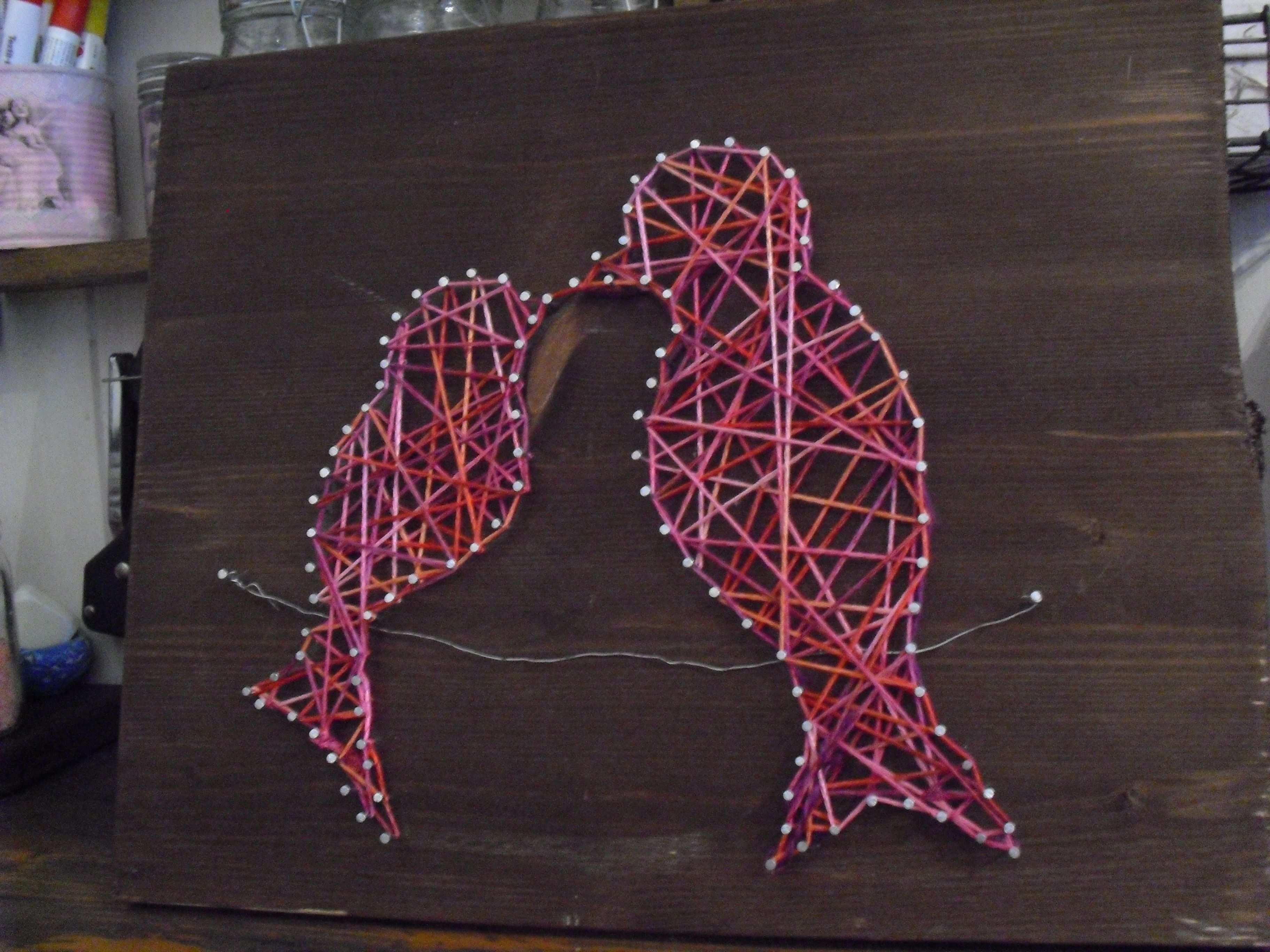 Weihnachts Diy 11 24 Nagelbild Nagelbilder Diy Geschenke Selber Machen Geschenkideen