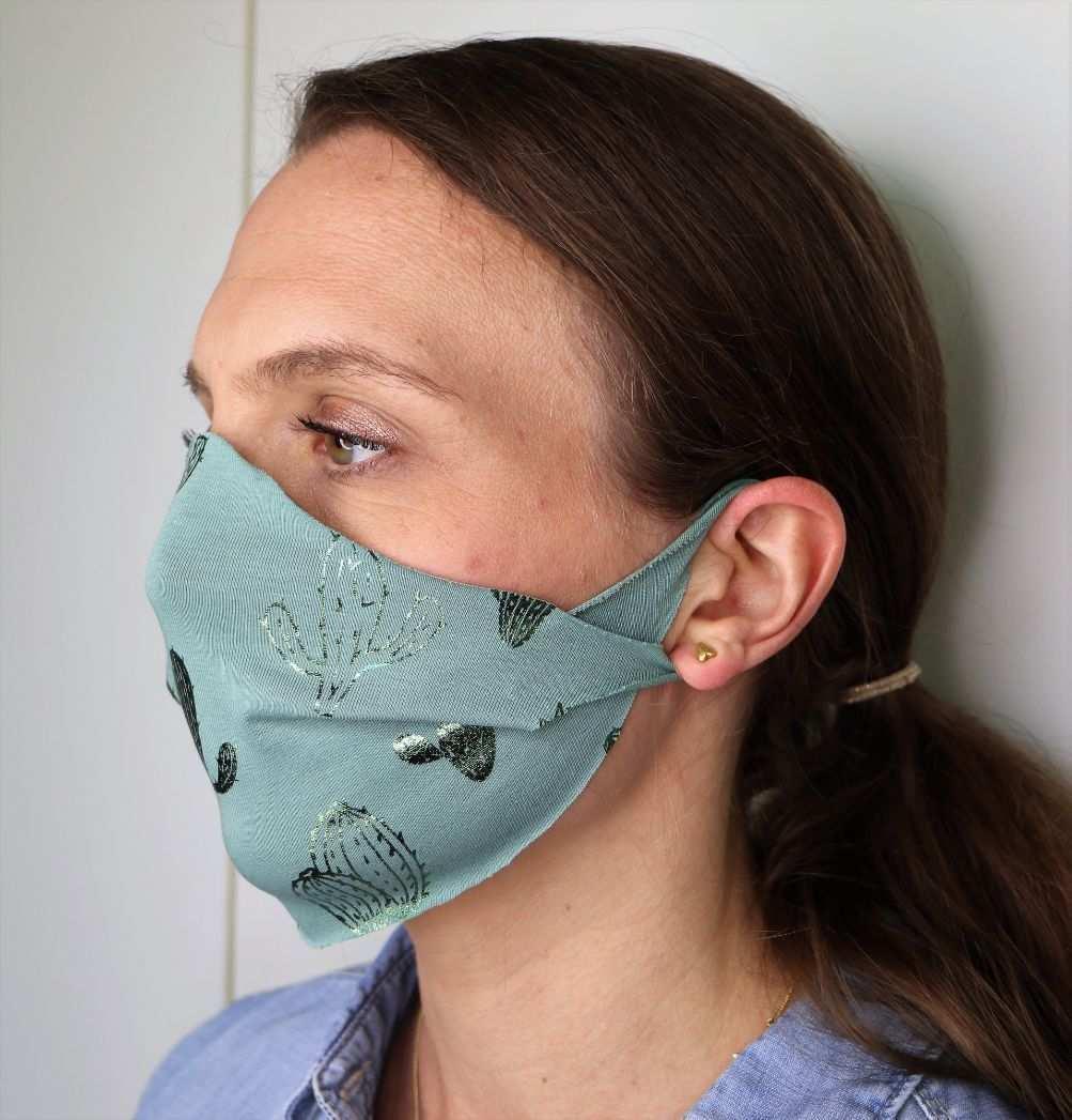 Maske Basteln Ohne Nahen Schnelle Anleitung 2 Minuten Masken Basteln Masken Selber Basteln Masken