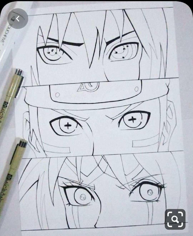 Pin Von Betsabe Martin Auf Naruto Naruto Zeichnen Anime Zeichnen Charakterzeichnen