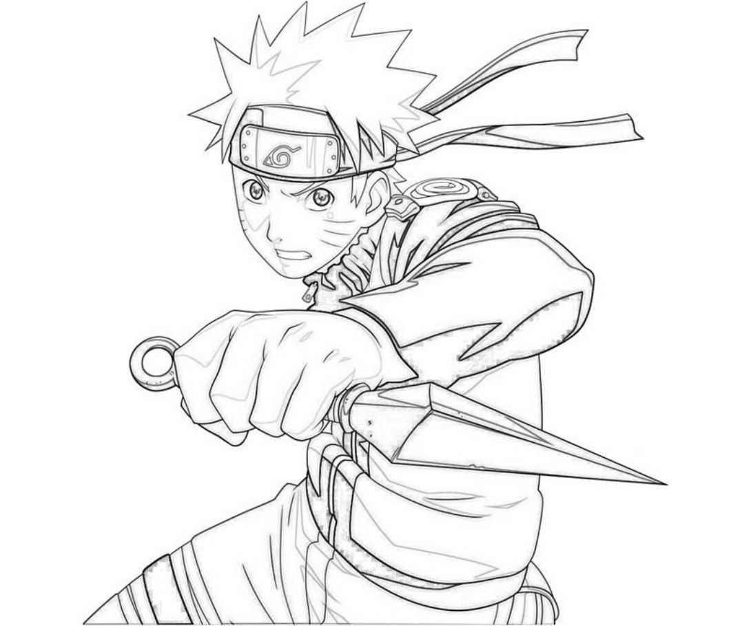 11 Beste Ausmalbilder Naruto Kostenlos 1ausmalbilder Com Naruto Drawings Ausmalen Naruto Kunst