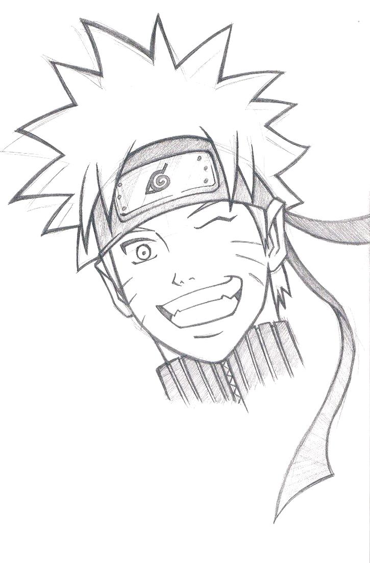 Draw Naruto Cizim Art Drawings Esboco De Anime Naruto Desenho Arte Naruto