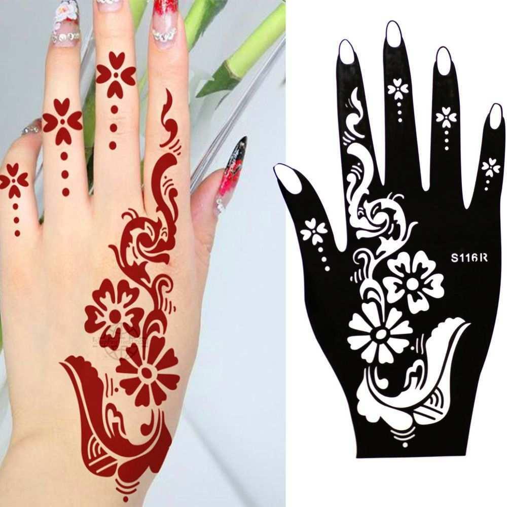 Pin On Henna Tattoo Vorlage