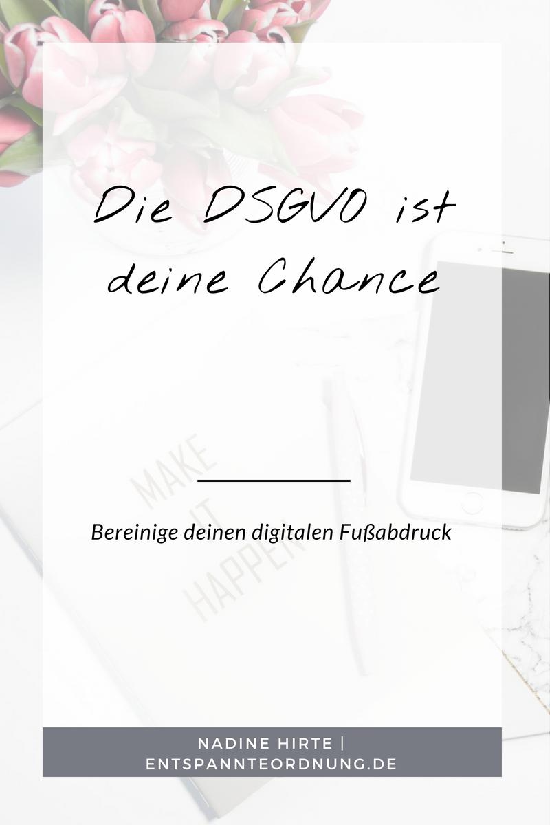 Alle Newsletter Abbestellen Die Dsgvo Macht Es Moglich Dsgvo Minimalismus Ordnungssystem