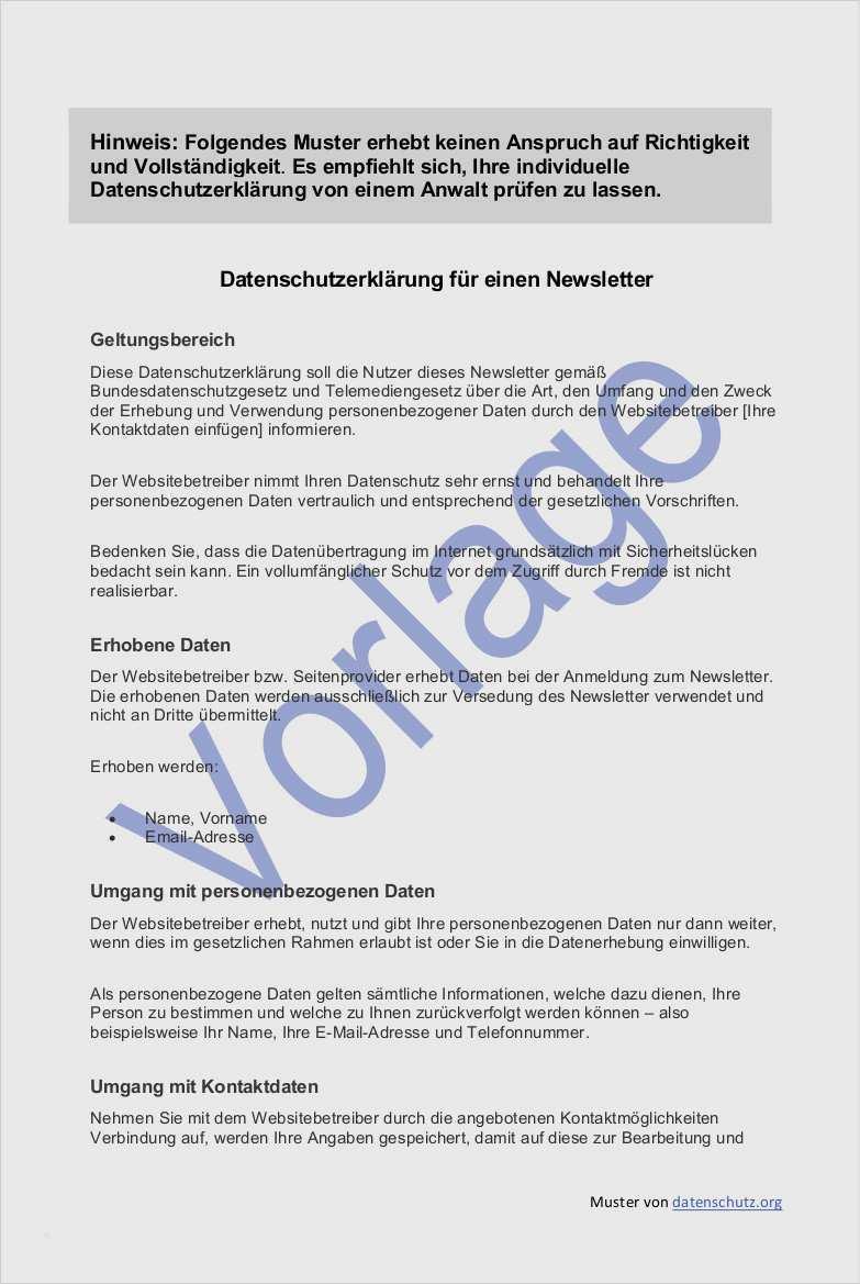Einwilligungserklarung Dsgvo Vorlage 19 Luxus Diese Konnen Adaptieren In Microsoft Word Dillyhearts Com