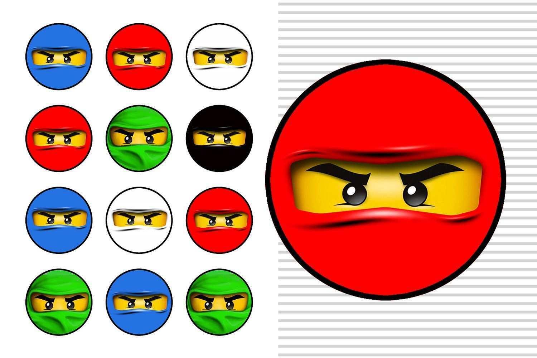 Pin Von Hannah Lamers Auf Thomas Lego Geburtstagsparty Ninja Geburtstag Ninjago Geburtstag