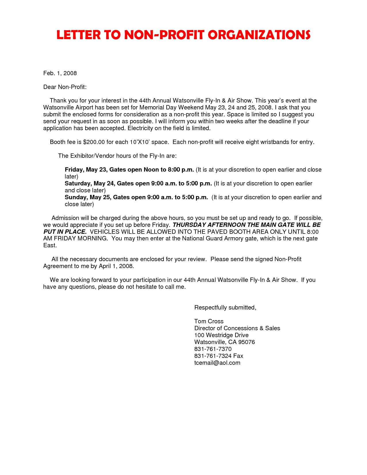 Resume Donation Letter Samples For Non Profit Format Template Job Desc And Letter Sample Wallkopets Xyz Donation Letter Cover Letter Tips Lettering