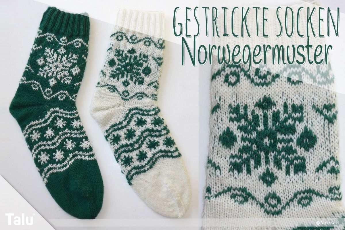 Gestrickte Socken Norwegermuster Stricken Kostenlose Strickanleitung Talu De Norwegermuster Stricken Socken Stricken Norwegermuster