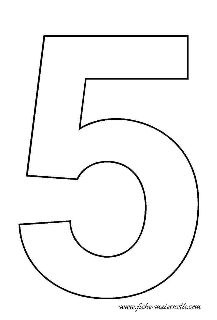 There Are 5 People In My Family Number5 There Are 5 People In My Family Vorlagen Kuchen Schablone Druckbare Schablonen