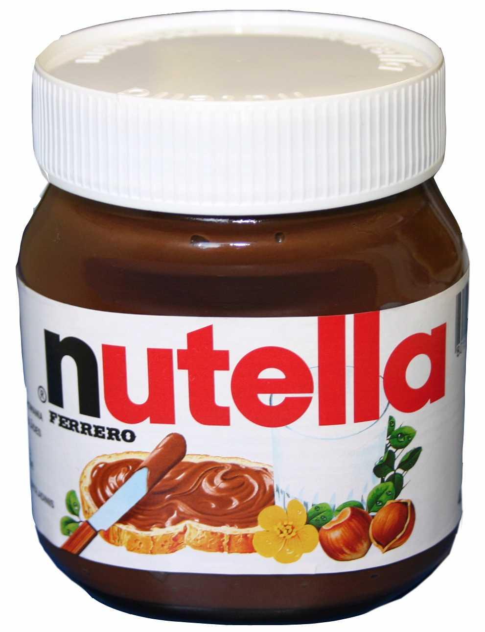 Nutella Malvorlage Coloring And Malvorlagan