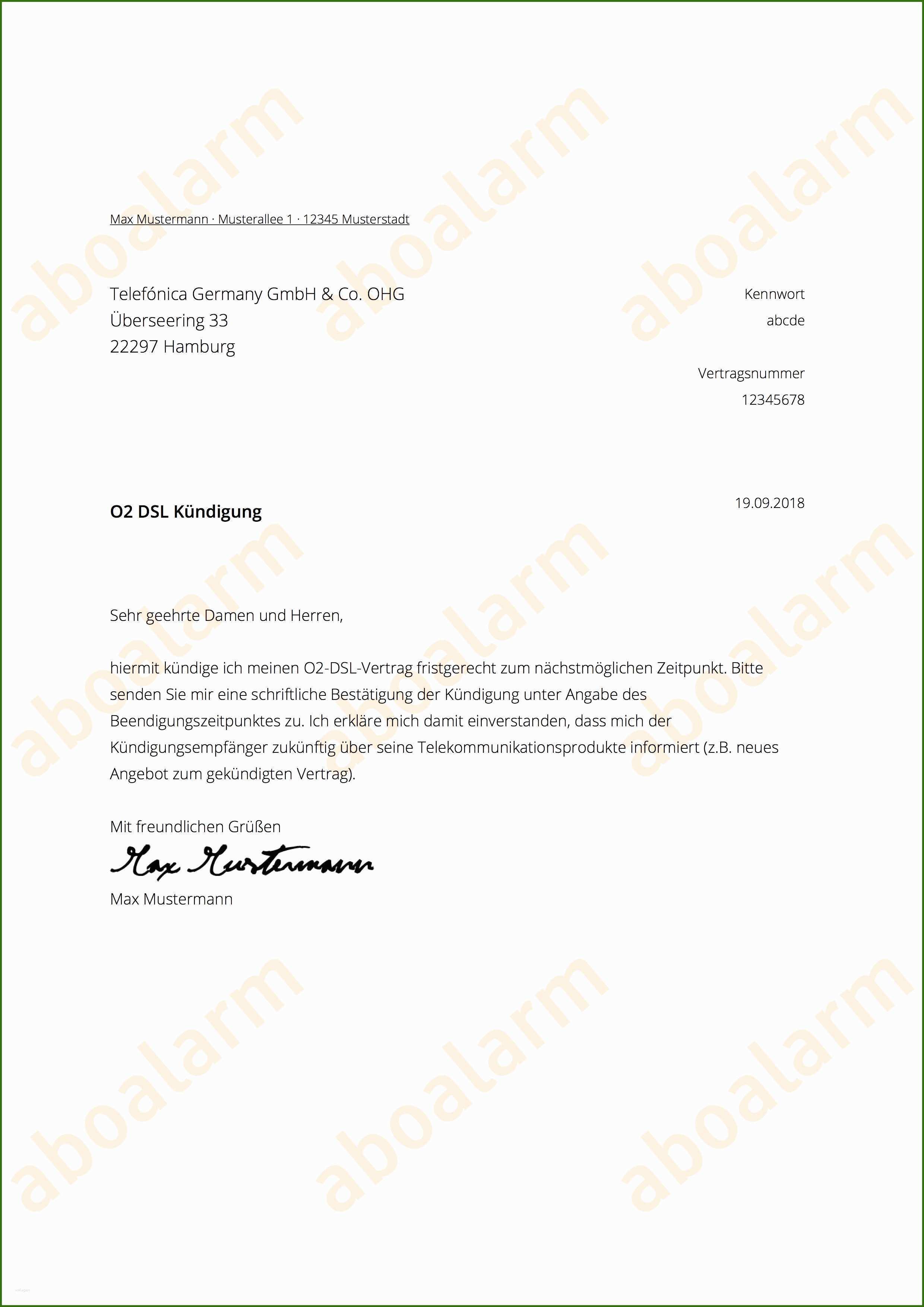 Kundigung Eines Mietvertrages Aufhebungsvertrag Mietvertrag Vorlage