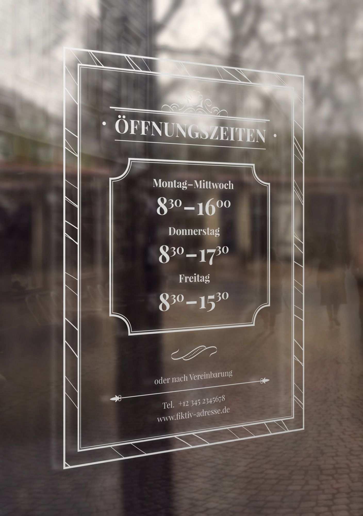 Offnungszeiten Vorlagen Fur Schild Aushang Cafe Schild Ladenschilder Offnungszeiten Restaurant