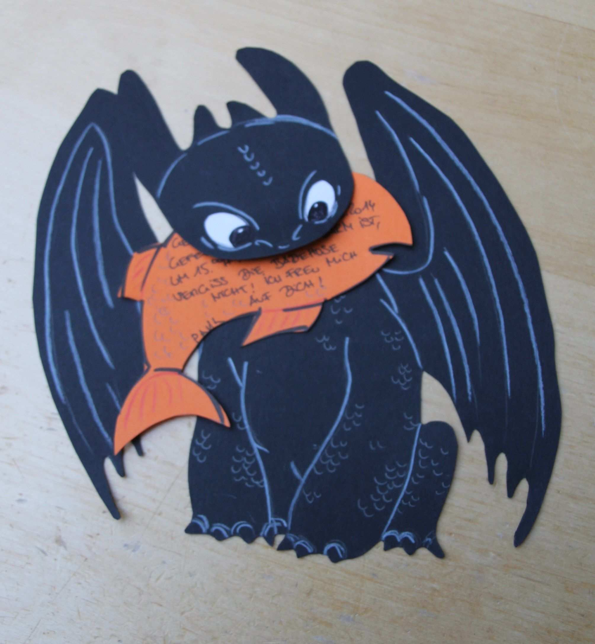 Dragons Inspired Einladungskarte Birthday Invitation Ohnezahn Toothless Kinder Geburtstag Ideen Einladungskarten Kindergeburtstag Kindergeburtstag