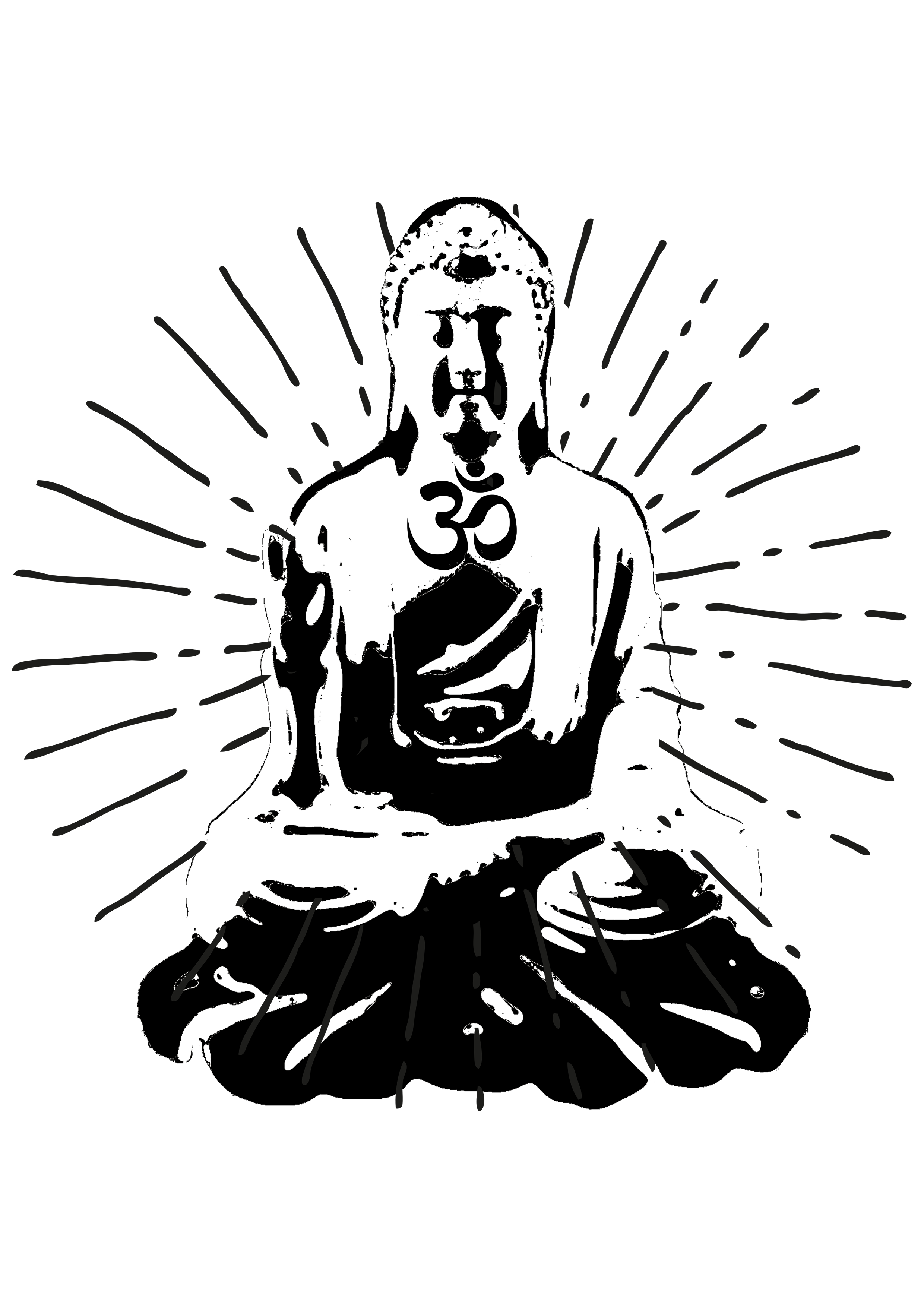 Buddha Om Frauen Premium T Shirt Spreadshirt Buddha Yoga Symbole Buddhismus