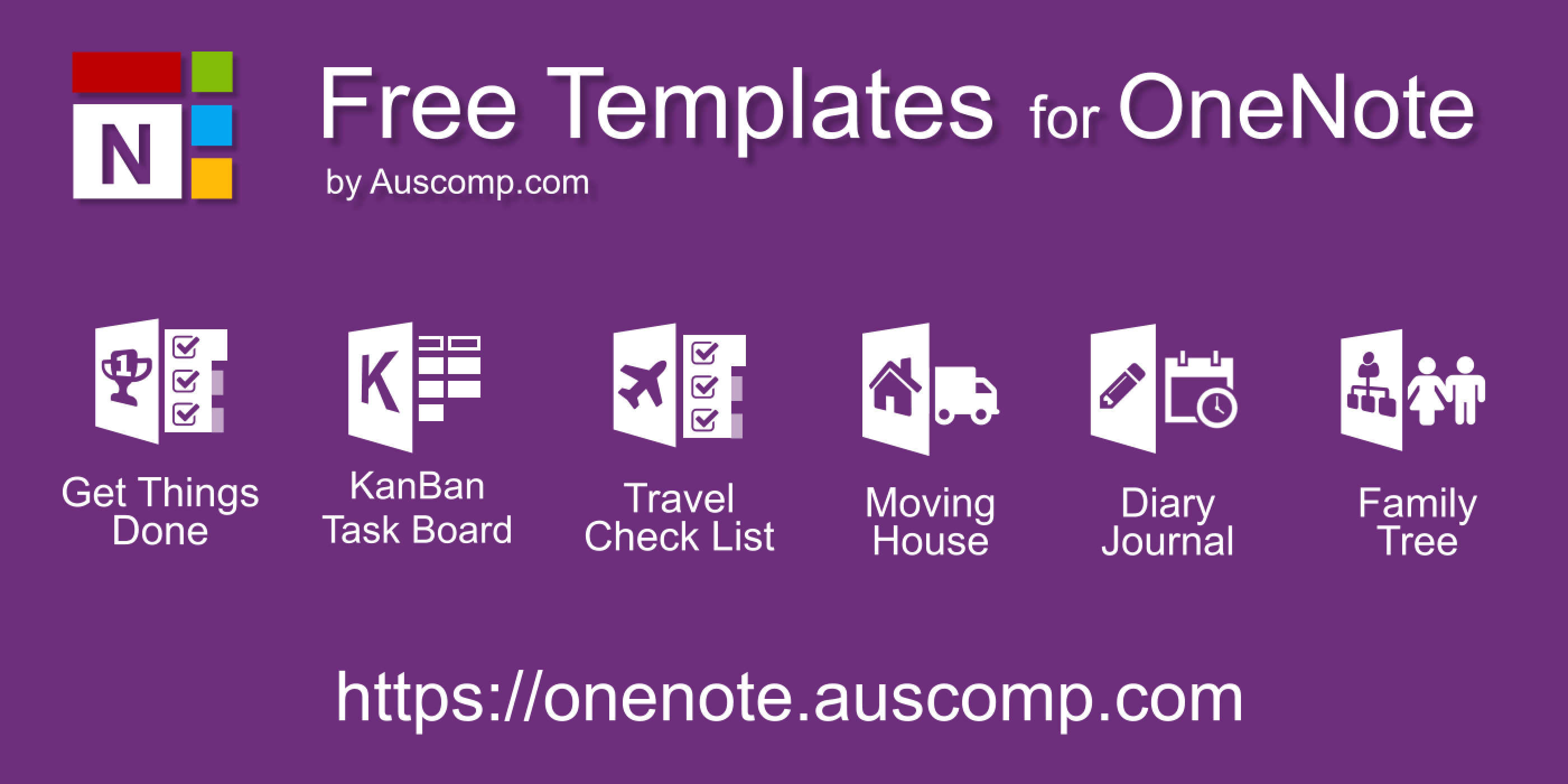 Get Your 180 Worth Of Free Products Gtd Kanban Diary Vault Estateplanner Familytree Travel Office365 Onenote Template One Note Microsoft One Note Tips