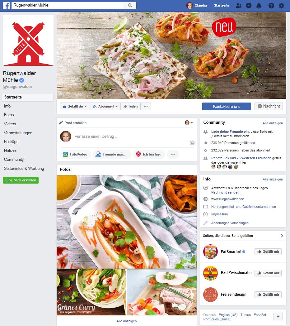 Erfolgreiche Social Media Marketing Beispiele Fur Unternehmen