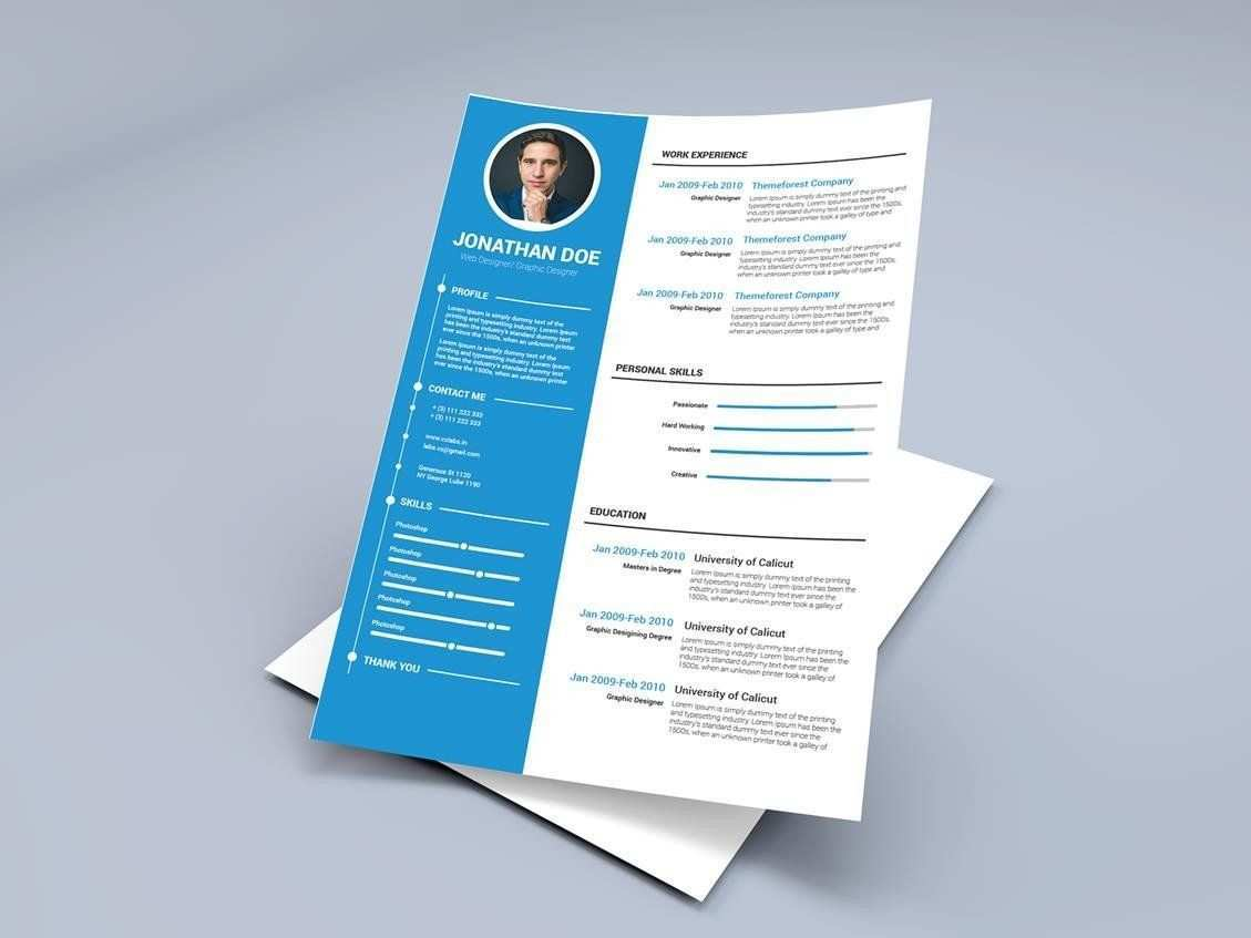 The Cool 10 Best Open Office Resume Templates To Download Use For Free Throughout Open Office Br In 2020 Resume Template Word Brochure Template Resume Template Free