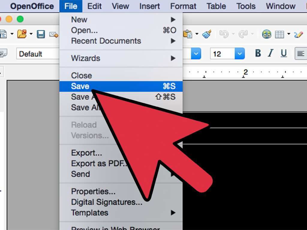 How To Make An Ebook Using Open Office 9 Steps With Pictures