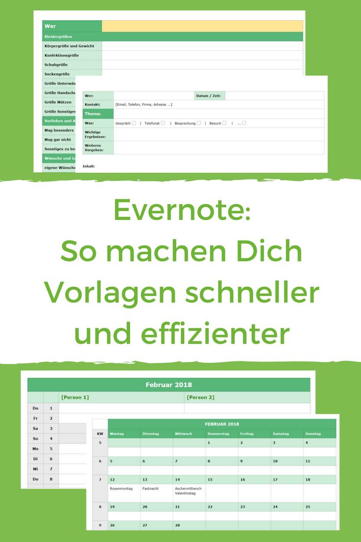 Vorlagen In Evernote Nutzlich Einfach Zeit Sparend Evernote Bewerbung Lebenslauf Vorlage Vorlagen