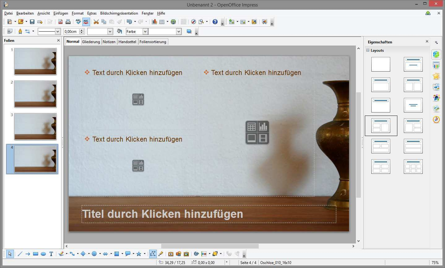 Impress Vorlagen Fur Openoffice Libreoffice Download Kostenlos Chip